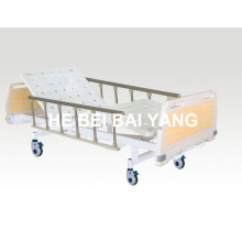 a-79 Movable Double-Function Manual Hospital Bed